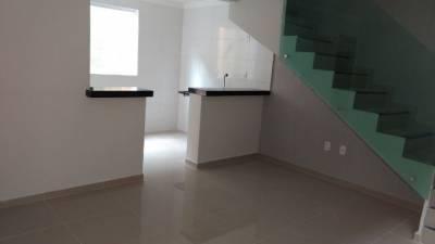 Casa geminada de 68,00m²,  à venda