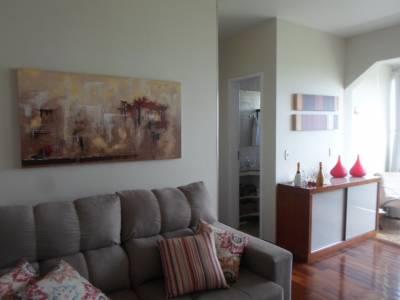 Apartamento de 81,85m²,  à venda