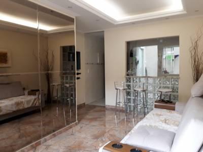 Casa geminada de 66,00m²,  à venda