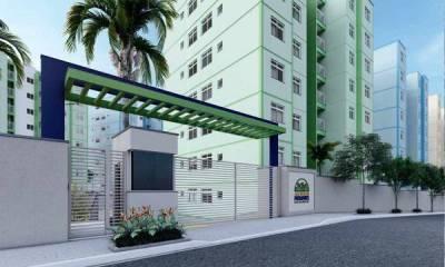 Apartamento de 47,99m²,  à venda
