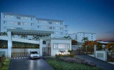 Apartamento de 41,85m²,  à venda