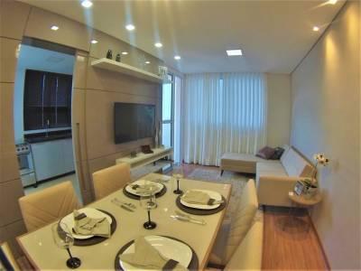 Apartamento de 57,09m²,  à venda