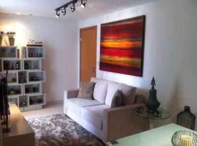 Apartamento de 68,61m²,  à venda