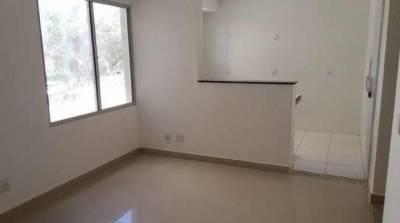 Apartamento de 54,31m²,  à venda