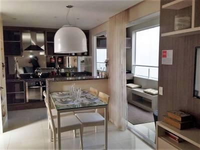 Apartamento de 59,69m²,  à venda