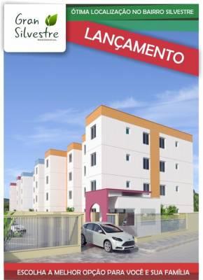 Apartamento de 53,40m²,  à venda