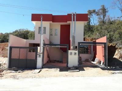Casa geminada de 62,00m²,  à venda