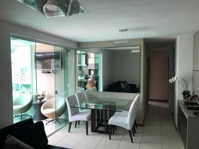 Apartamento de 83,26m²,  à venda