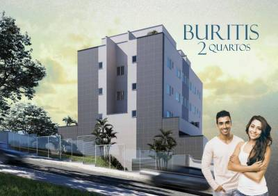 Apartamento de 55,16m²,  à venda