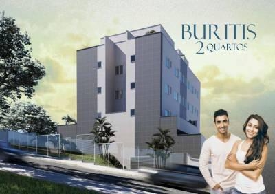 Apartamento de 55,65m²,  à venda