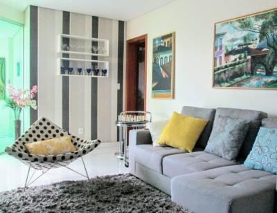 Apartamento de 95,00m²,  para alugar
