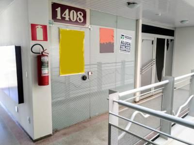 Sala de 35,96m²,  para alugar