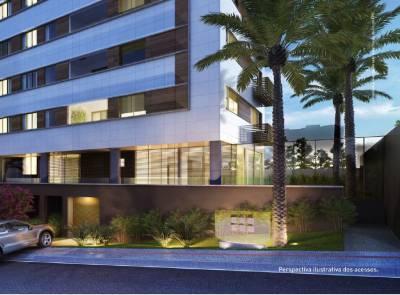 Apartamento de 130,35m²,  à venda