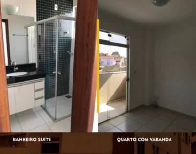 Apartamento de 82,00m²,  para alugar