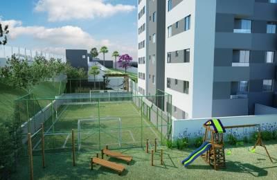 Apartamento de 46,05m²,  à venda