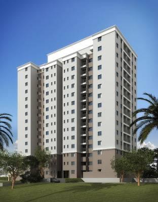 Apartamento de 69,52m²,  à venda