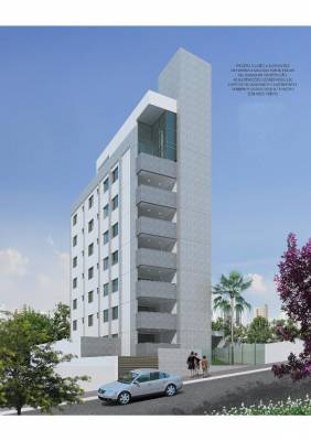 Apartamento de 113,70m²,  à venda