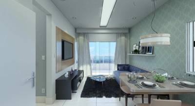 Apartamento de 86,15m²,  à venda