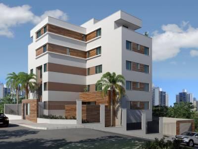Área privativa de 91,00m²,  à venda