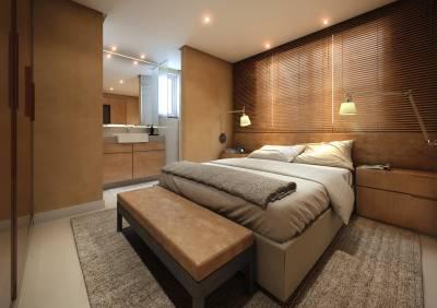 Apartamento de 74,96m²,  à venda