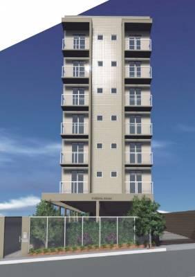 Apartamento de 52,87m²,  à venda