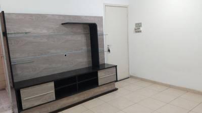 Área privativa de 45,00m²,  para alugar