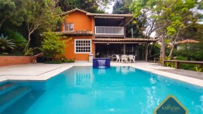 Casa em condomínio de 470,00m²,  à venda