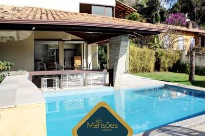 Casa em condomínio de 557,00m²,  à venda
