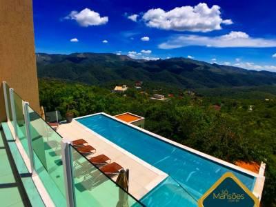 Casa em condomínio de 469,90m²,  à venda