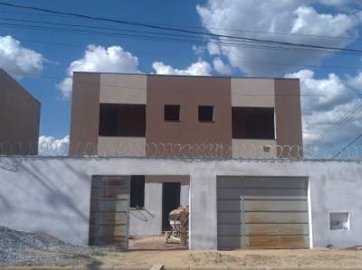Casa Duplex de 133,00m²,  à venda