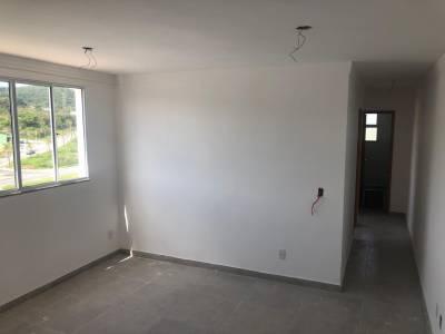 Apartamento de 54,71m²,  à venda