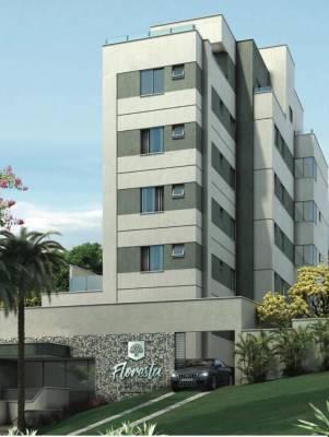Apartamento de 24,61m²,  à venda