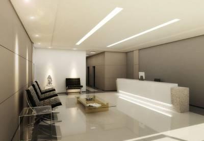 Sala de 29,21m²,  à venda
