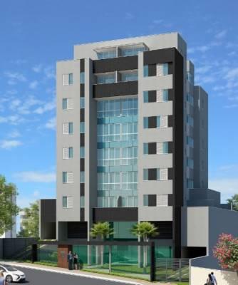 Apartamento de 61,83m²,  à venda
