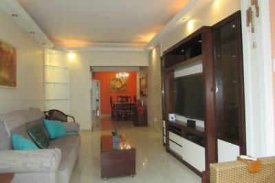 Apartamento de 120,00m²,  para alugar
