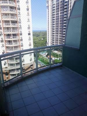 Apartamento Duplex de 93,00m²,  para alugar