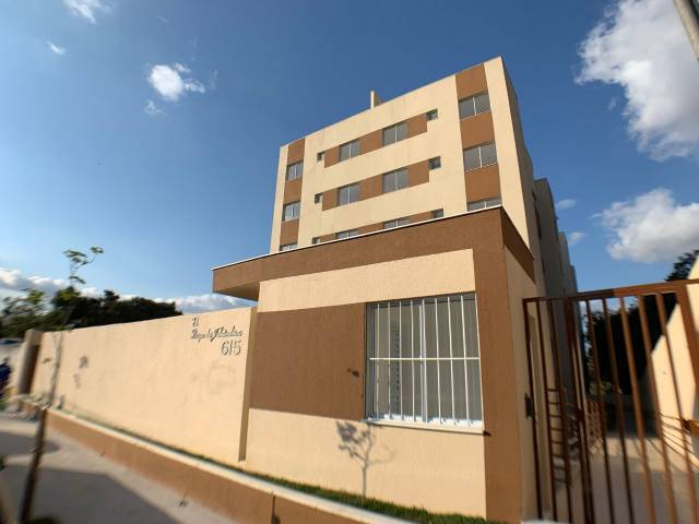 Apartamento com área privativa   Alvorada (Contagem)   R$  170.000,00